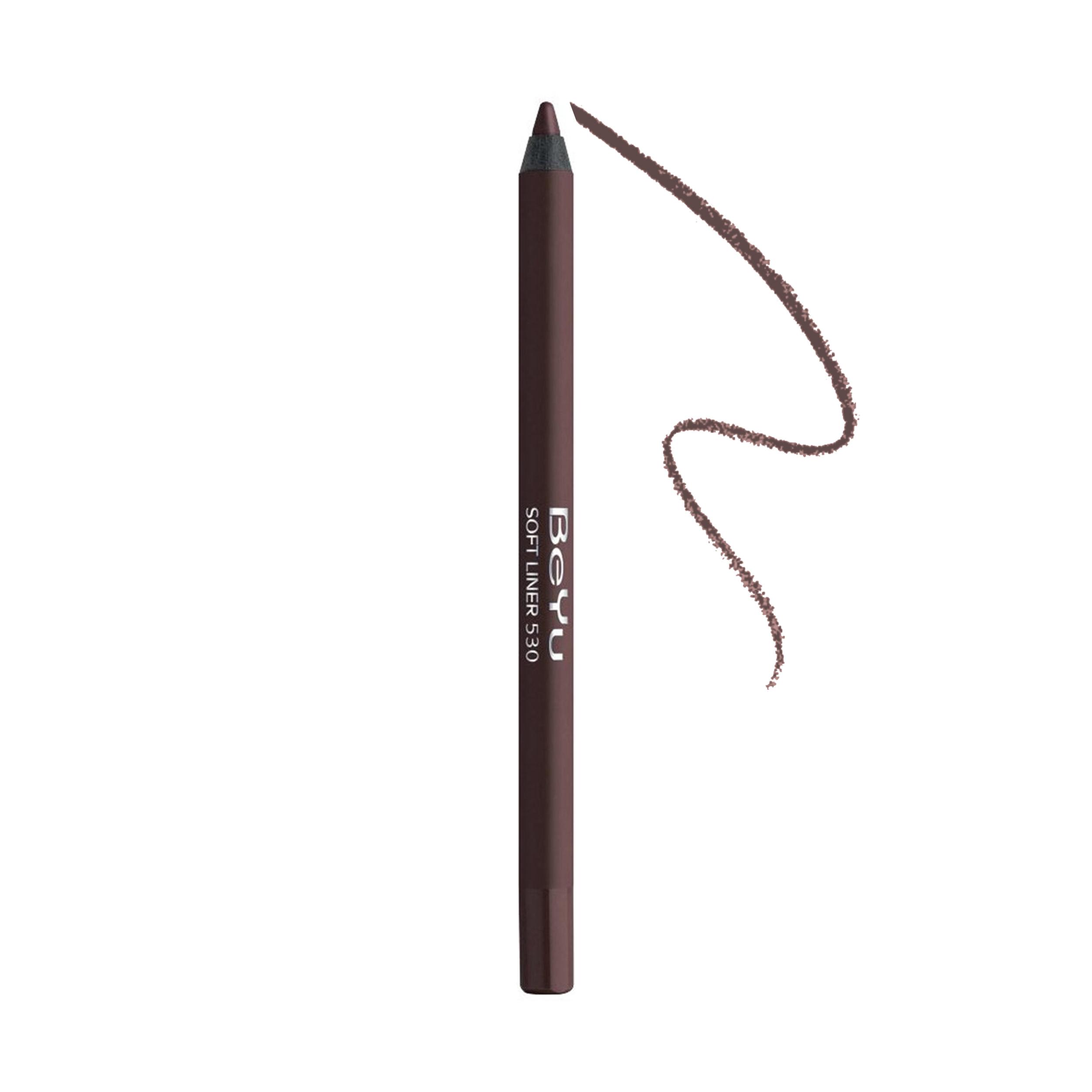 مداد لب بی یو سری Softline شماره 530 -  - 1