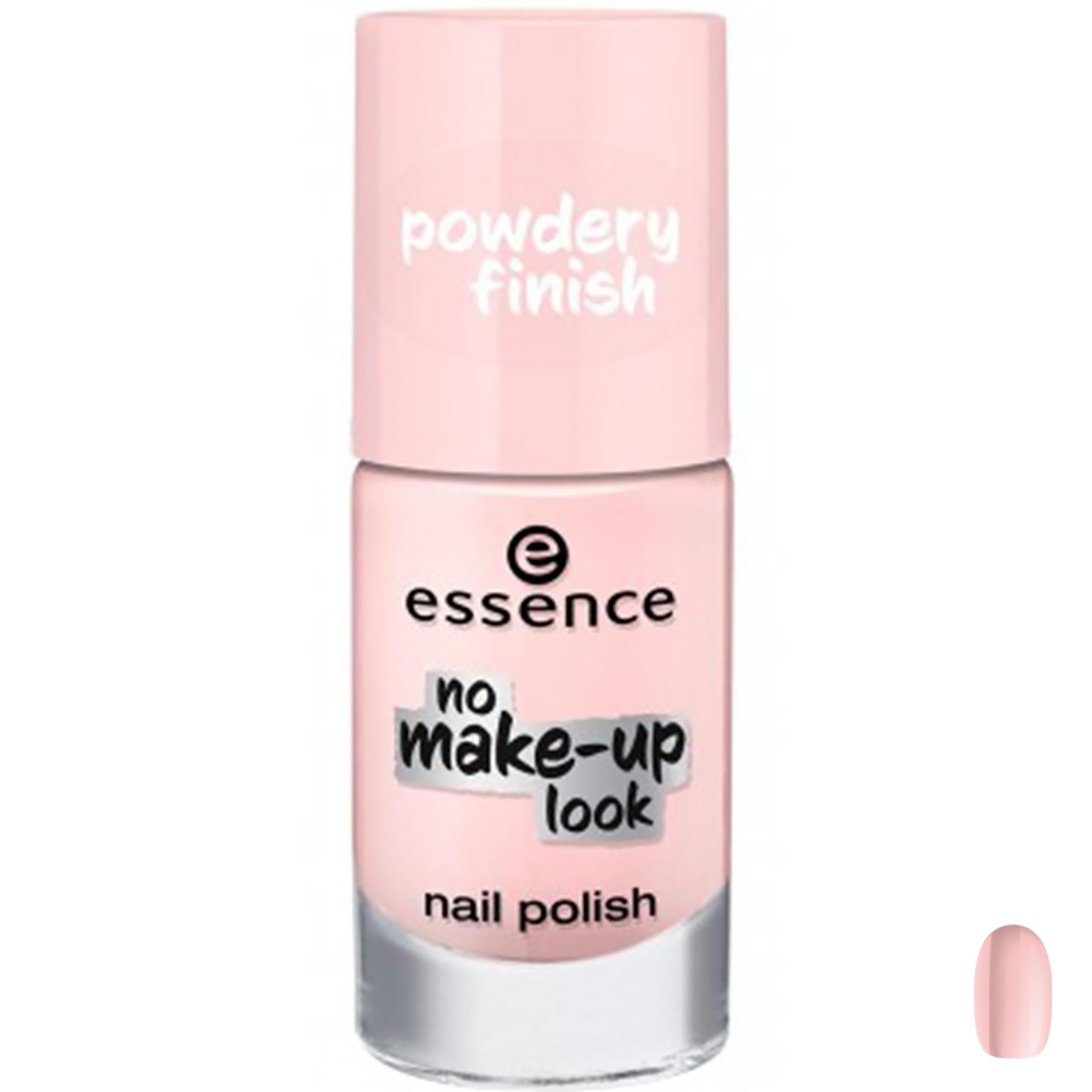 لاک ناخن اسنس سری No Makeup Look شماره 01